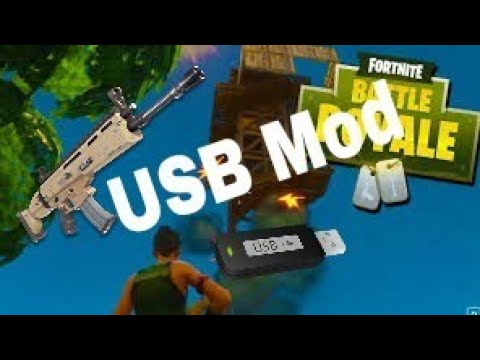 Fortnite aimbot xbox one usb
