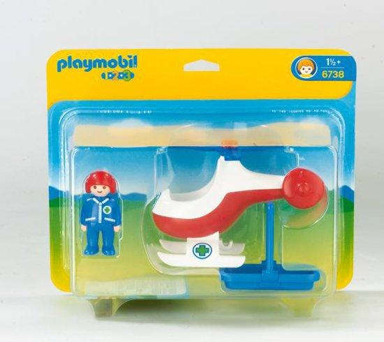Playmobil 123 zwembad