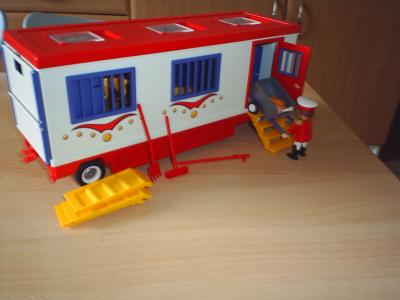 Playmobil cirque 4232