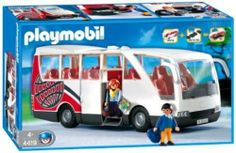 Bus playmobil fnac