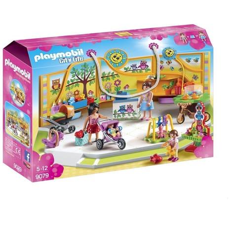 Maison dollhouse playmobil pas cher