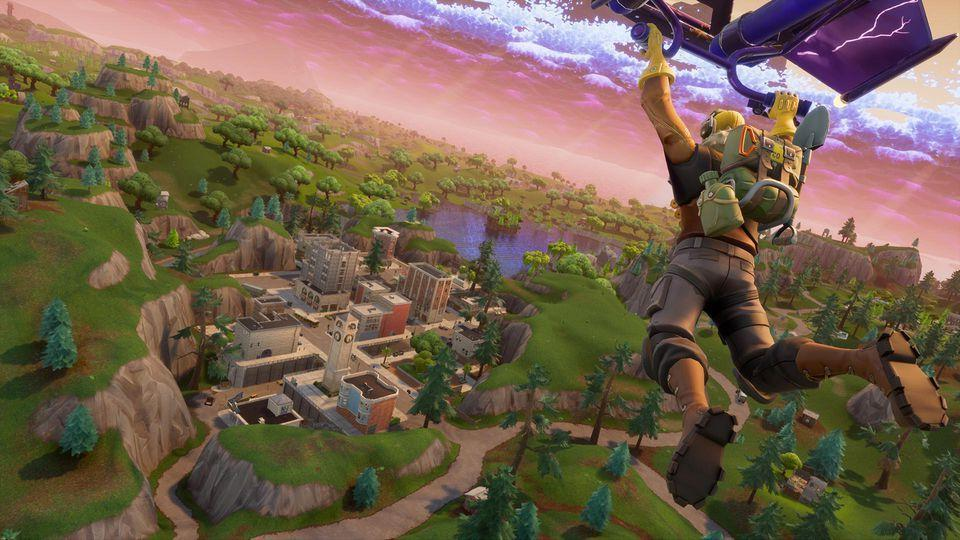 Fortnite battle royale ps4 chest locations