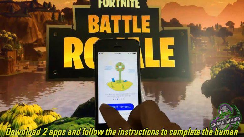 Fortnite mobile uptodown