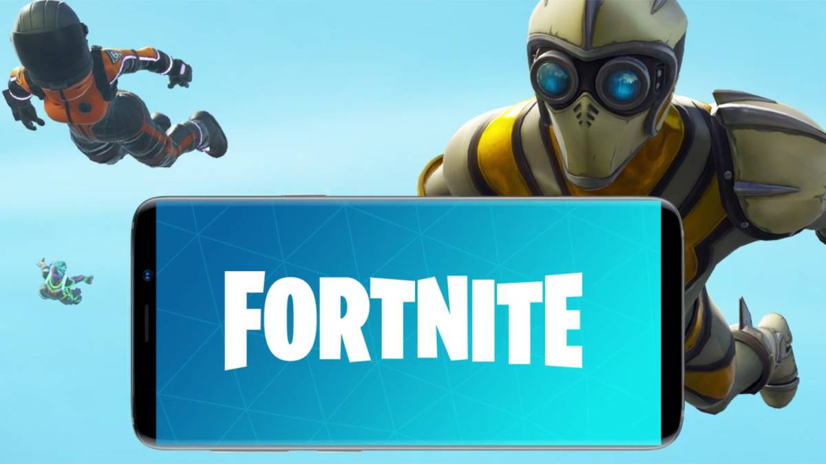 Fortnite android disponible