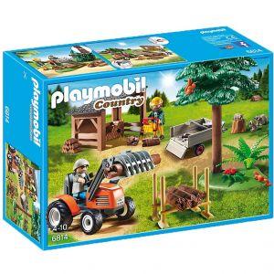 Amazon playmobil tracteur