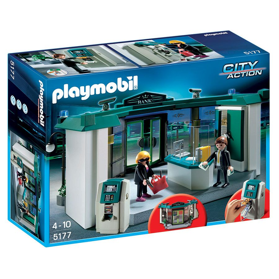 Playmobil city action toys r us