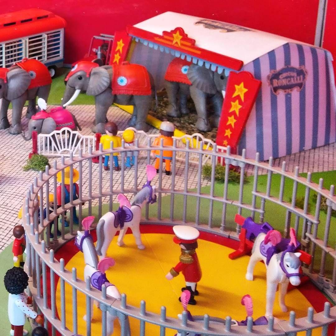 Playmobil cirque roncalli