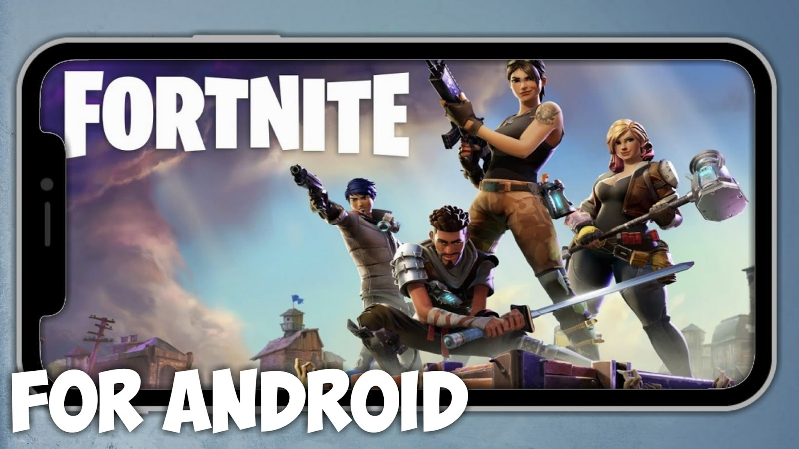 Telecharger fortnite battle royale android apk