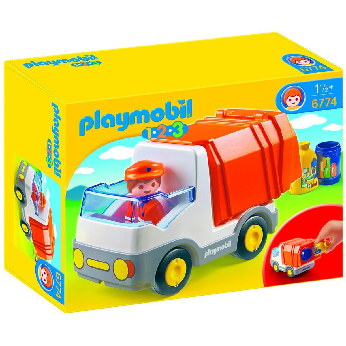 Playmobil bébé camion