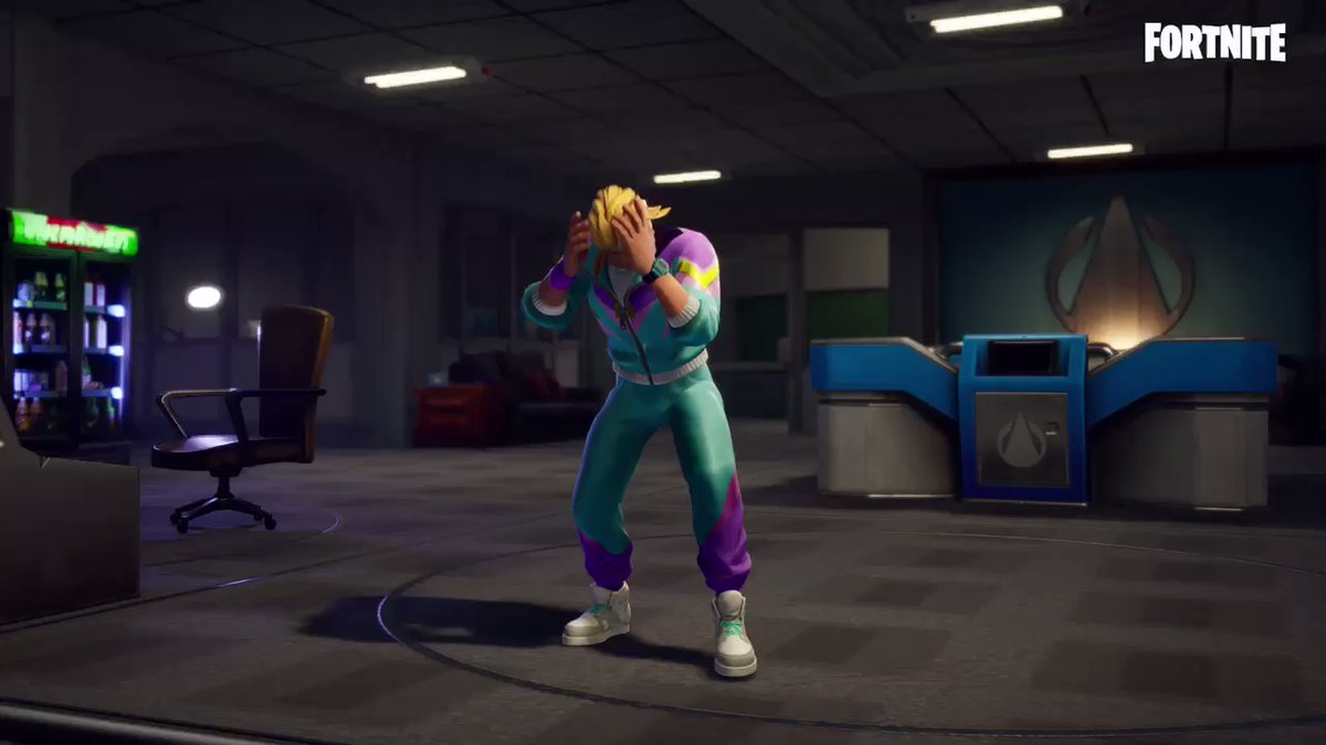 Fortnite emote dance therapy