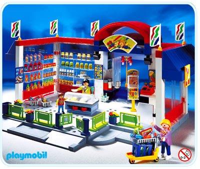 Playmobil magasin de fleurs