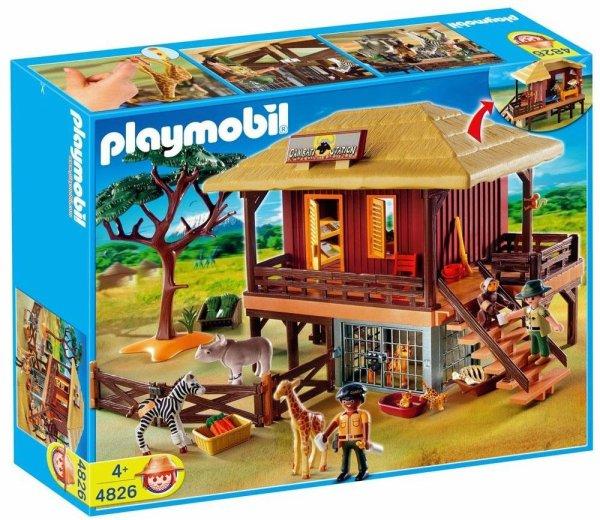 Playmobil zoo 4850 notice