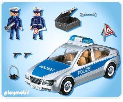 Playmobil police allemande