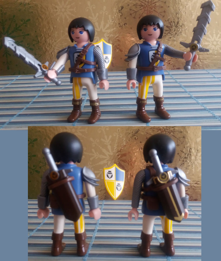 Playmobil pirate quick
