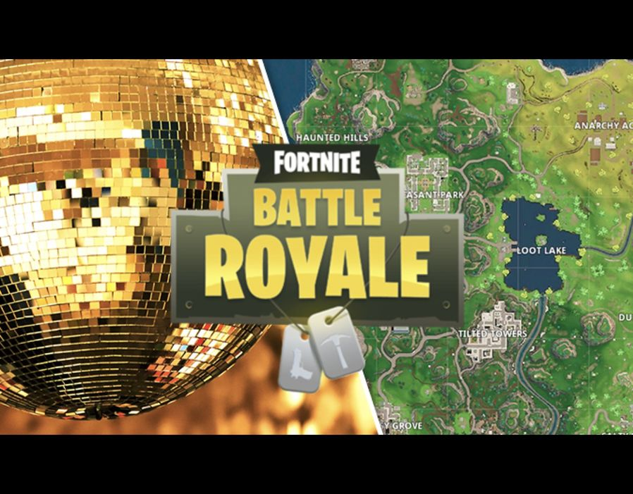 Fortnite battle royale how to dance