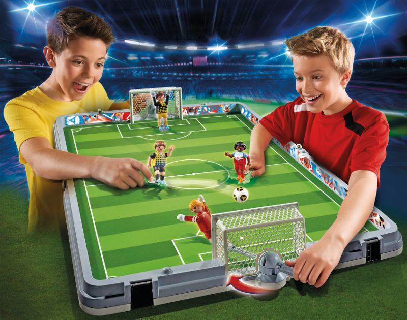 Playmobil foot transportable