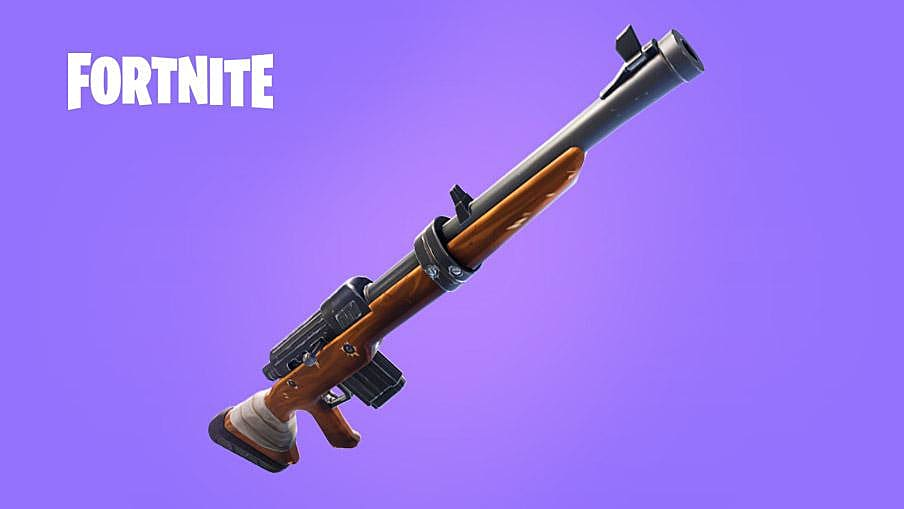 Fortnite battle royale weapons stats