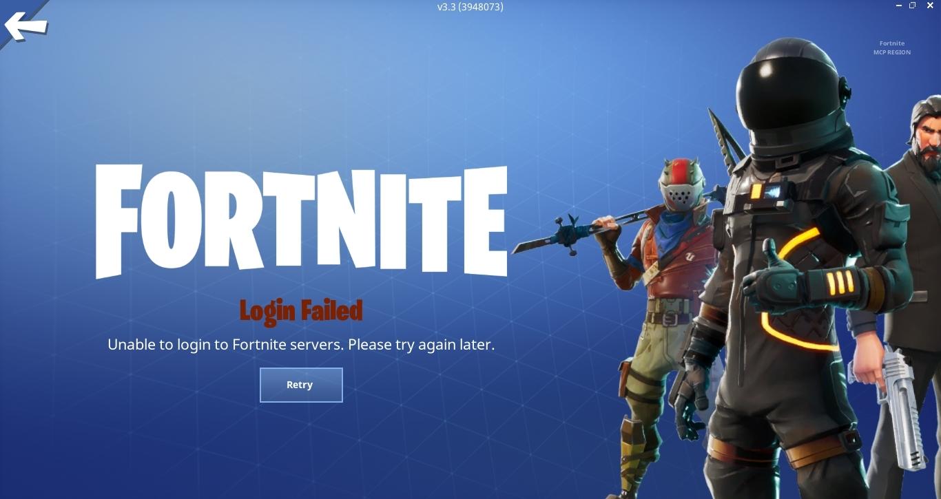 Fortnite forum server down