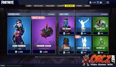 Fortnite shop next rotation