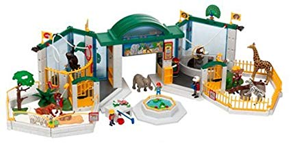 Playmobil zoo instructions