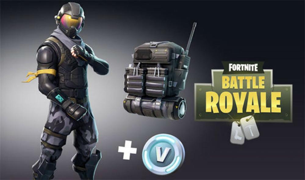 Fortnite battle royale ps4 item shop