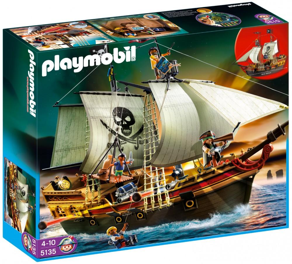 Bateau pirate playmobil comparateur prix