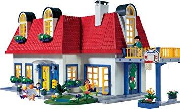 Montage Maison Moderne Playmobil 3965 Escapadeslegendes Fr