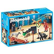 Cirque playmobil annee 80