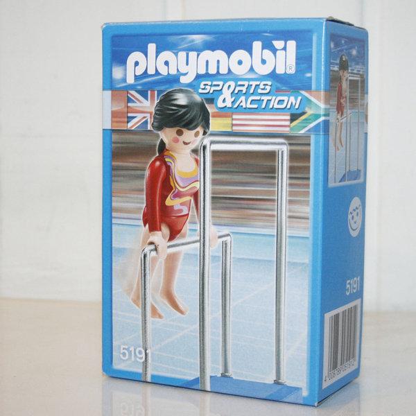Playmobil gymnaste