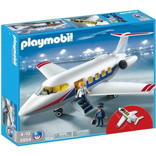 Avion jungle playmobil
