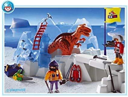 Playmobil aventuriers explorateurs
