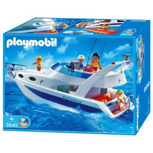 Playmobil bateau rc