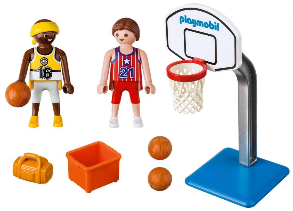 Playmobil panier basket