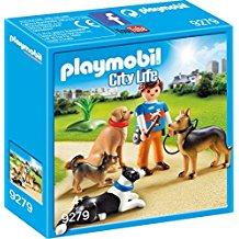 Playmobil chien de cirque