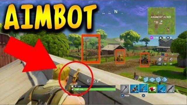aimbot fortnite xbox one