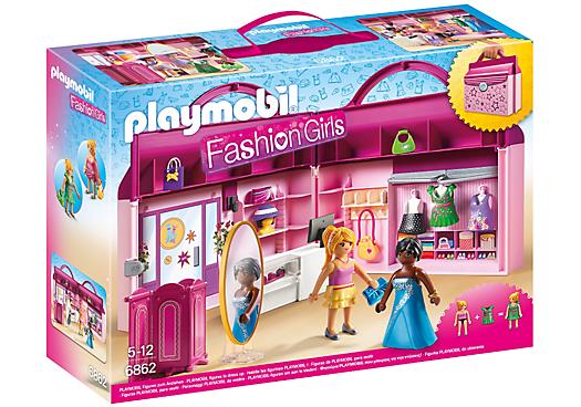 Playmobil jeux boutique
