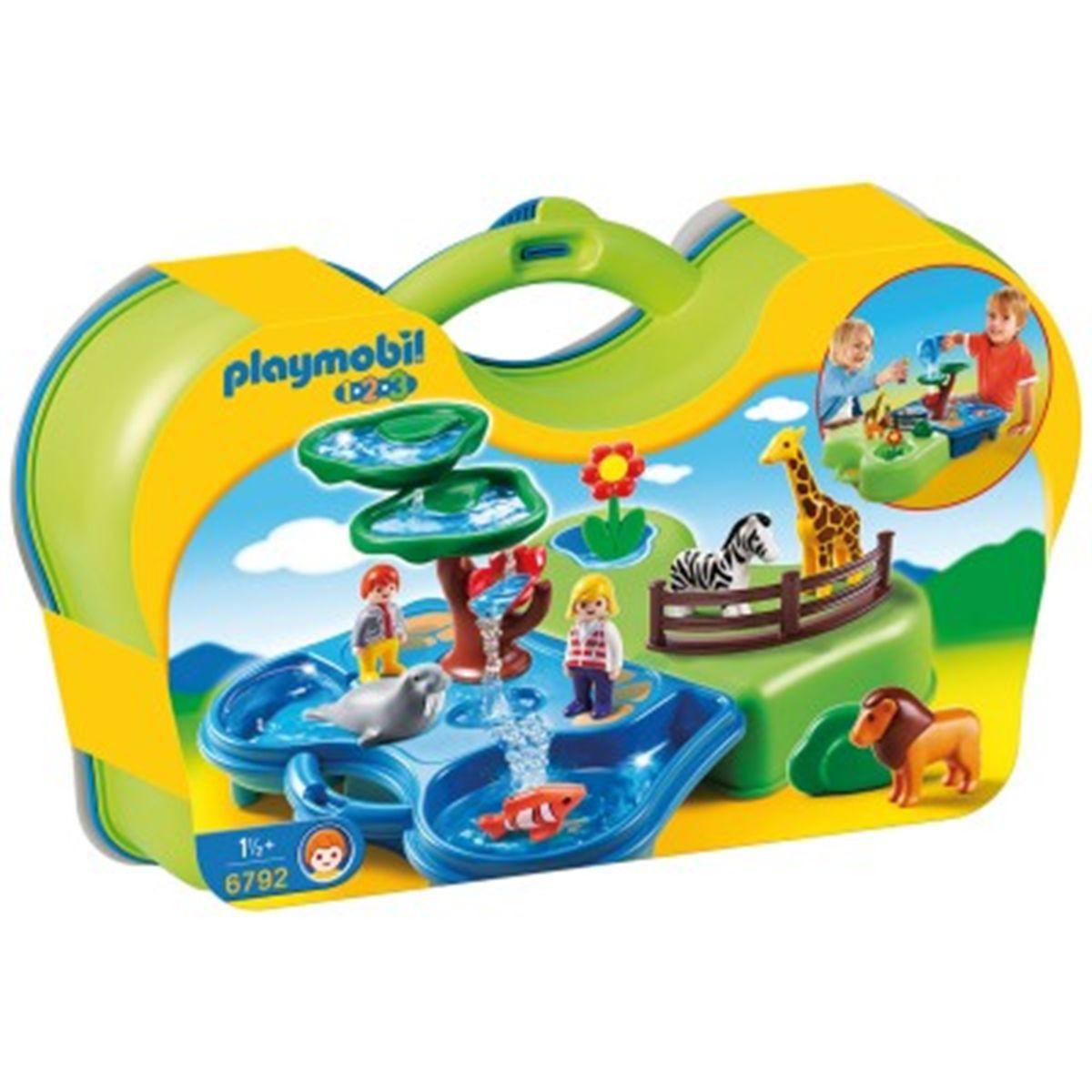 Playmobil zoo aquatique