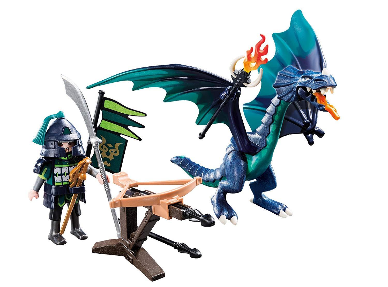 Playmobil magazine dragon