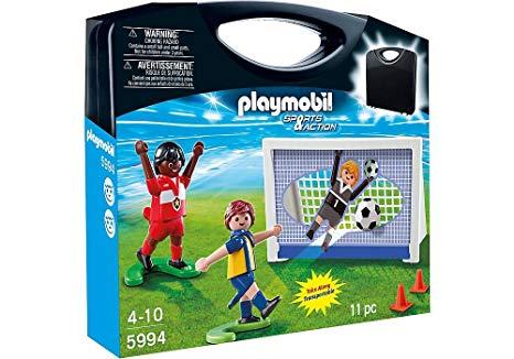 Playmobil football carry case