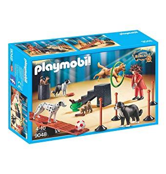Playmobil cirque dompteur