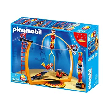 Playmobil cirque amazon