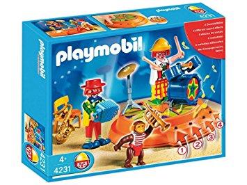 Cirque playmobil jouet club