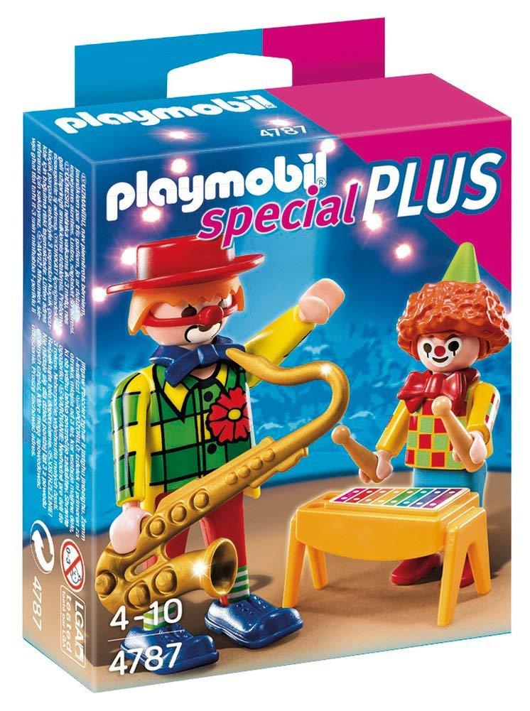 Cirque playmobil maxi toys