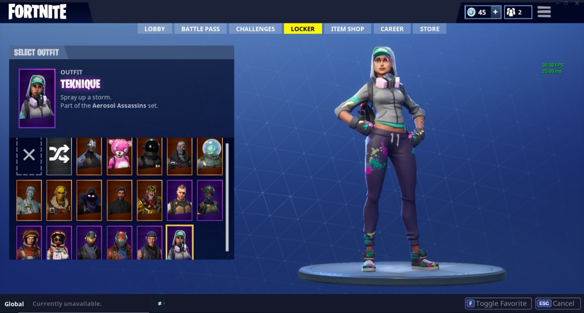 Fortnite account battle pass