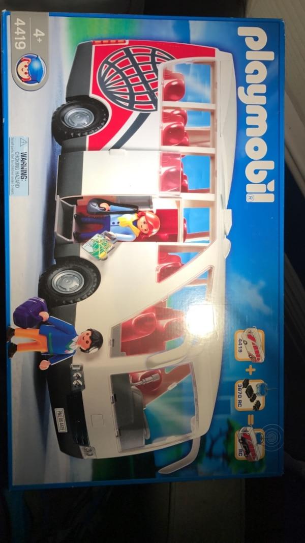 Playmobil city bus 4419