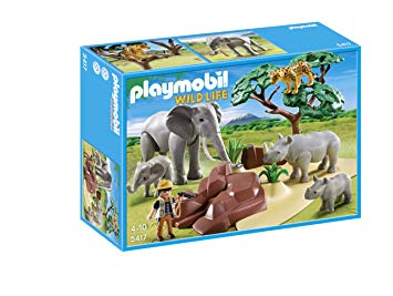 Bebe elephant playmobil