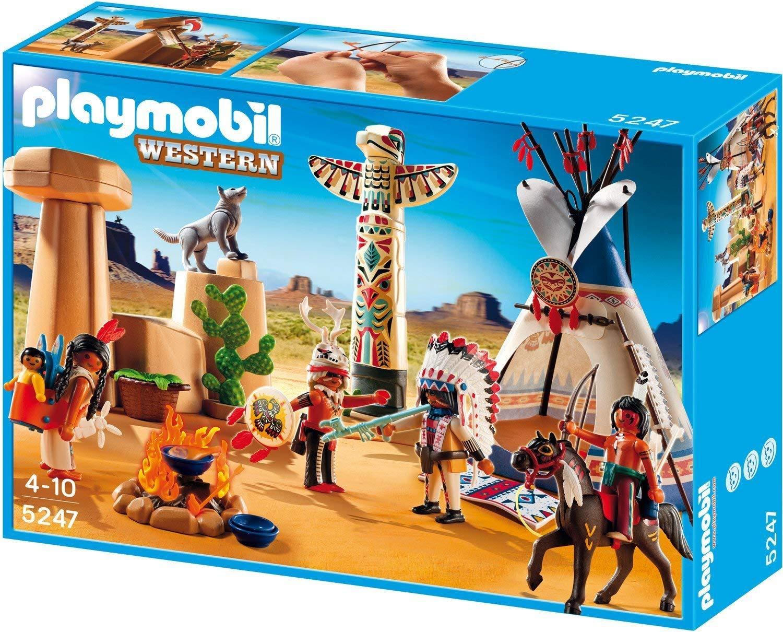 Playmobil indien pas cher