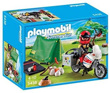 Playmobil amazon camping