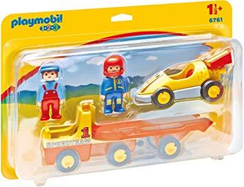 Playmobil 123 voiture