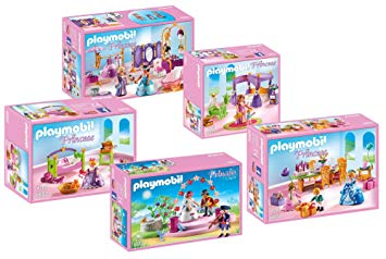 Chateau playmobil princesse amazon
